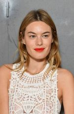 CAMILLE ROWE at Christian Dior Haute Couture Show at Paris Fashon Week 07/01/2019