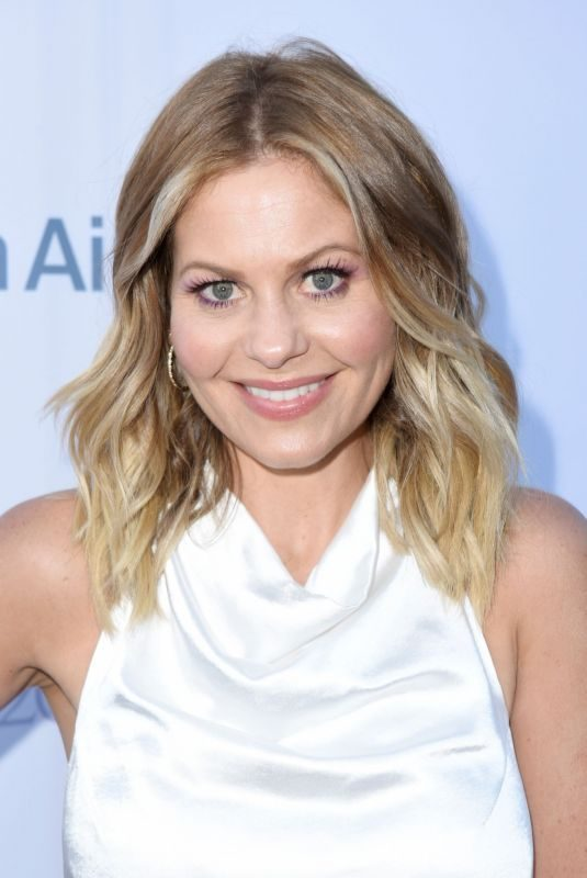 CANDACE CAMERON BURE at Hollyrod Foundation's 21st Annual Designcare Gala in Malibu 07/27/2019