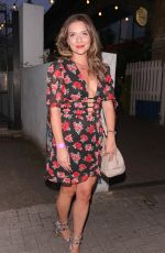 CANDICE BROWN at Pimm