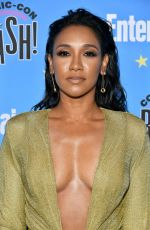 CANDICE PATTON at Entertainment Weekly Party at Comic-con in San Diego 07/20/2019