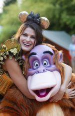 CANDICE SWANEPOEL and ISABELI FONTANA at Chaos True Originals Party at Disneyland in Paris 06/30/2019
