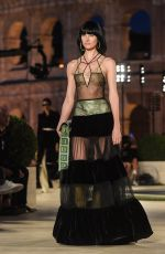 CANDICE SWANEPOEL at Fendi Couture Runway Show in Rome 07/04/2019