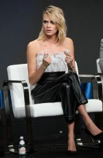 CARA DELEVINGNE at Summer 2019 TCA Press Tour in Beverly Hills 07/27/2019