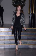 CARLA BRUNI at Vogue Paris Foundation Gala in Paris 07/02/2019