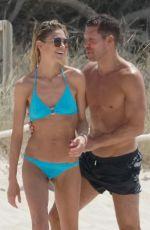 CARLA PEREYRA in Bikini on the Beach in Formentera 06/29/2019