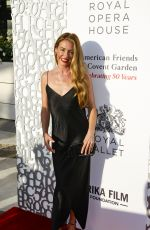 CAT DEELEY at American Friends of Covent Garden 50th Anniversary Celebration in Los Angeles 07/11/2019