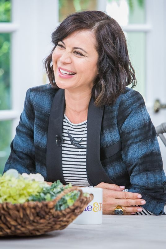 CATHERINE BELL at Hallmark's Home & Family 07/05/2019
