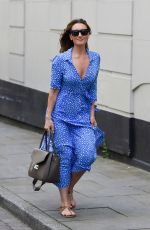 CATHERINE TYLDESLEY Out and About in Manchester 07/22/2019