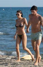 CECILIA RODRIGUEZ in Bikini at a Beach in Forte Dei Marmi 07/11/2019