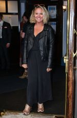 CHARLIE BROOKS at The Secret Diary of Adrian Mole Aged 13¾ Musical Gala in London 07/02/2019