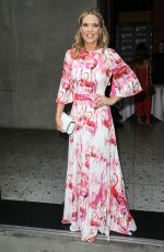 CHARLOTTE HAWKINS at ITV Summer Party 2019 in London 07/17/2019