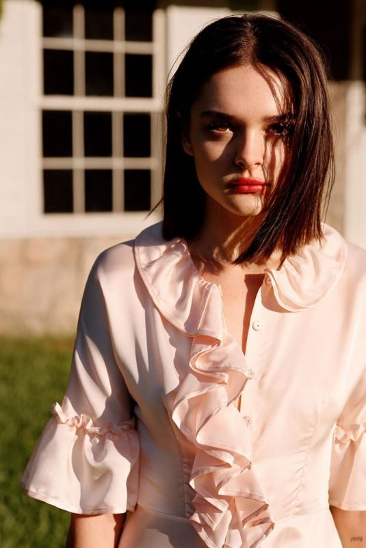 CHARLOTTE LAWRENCE for Why Do You Love Me, July 2019