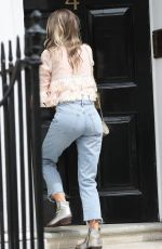 CHLOE SIMS at Celebs Go Dating in London 07/17/2019