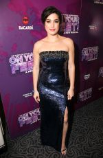 CHRISTIE PRADES at On Your Feet! Press Night in London 06/27/2019