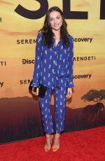 CHRISTINA OCHOA at Serengeti Show Premiere in Los Angeles 07/23/2019