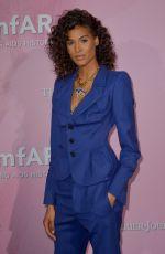 CINDY BRUNA at Amfar Gala in Paris 06/30/2019