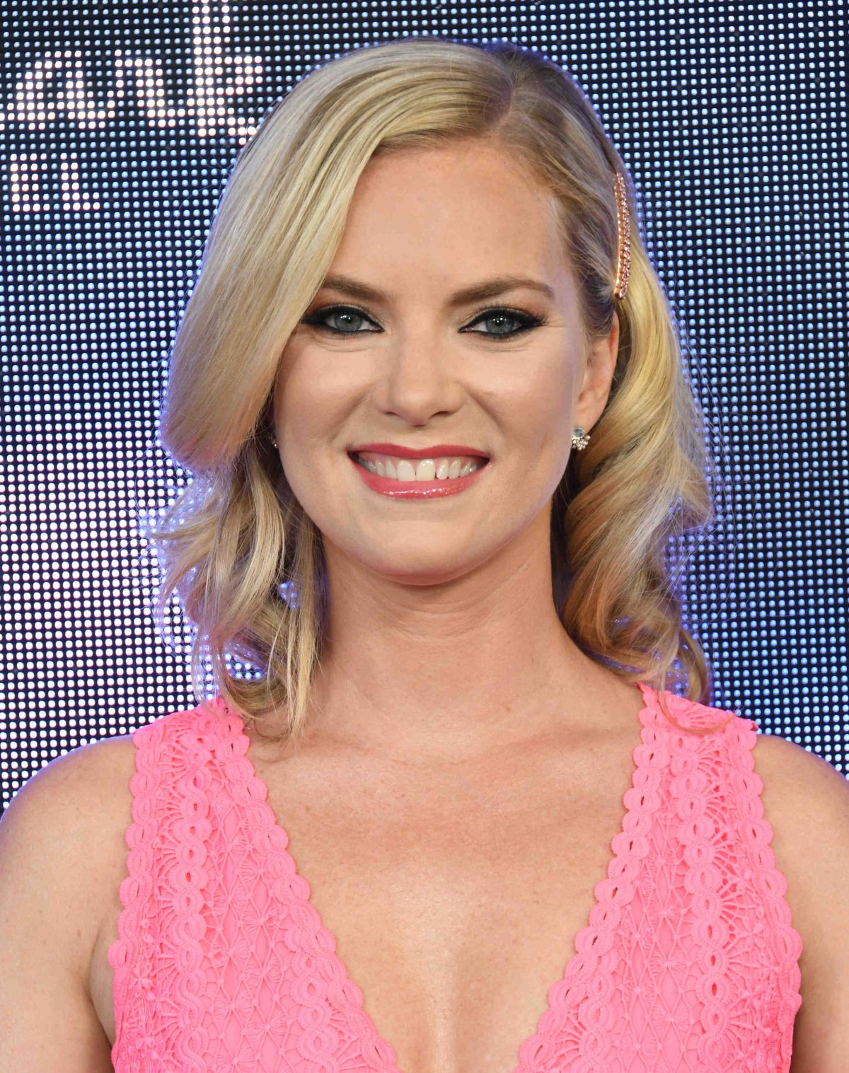 CINDY BUSBY at Hallmark Movies & Mysteries 2019 Summer TCA