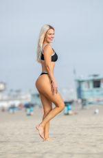 CJ LANA PERRY in Bikini at Venice Beach 07/11/2019