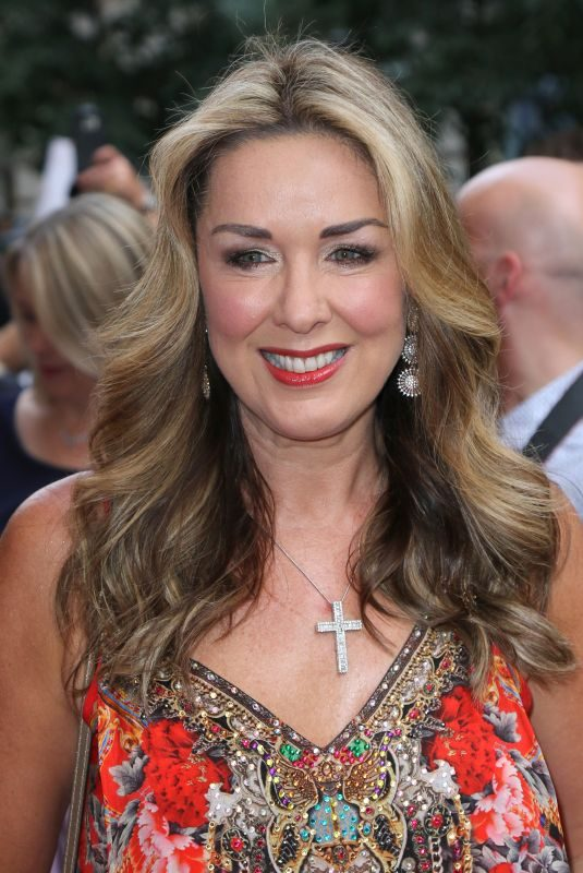 CLAIRE SWEENEY at Joseph and the Amazing Technicolor Dreamcoat Press Night in London 07/11/2019