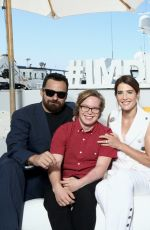 COBIE SMULDERS at #imdboat at 2019 Comic-con in San Diego 07/19/2019