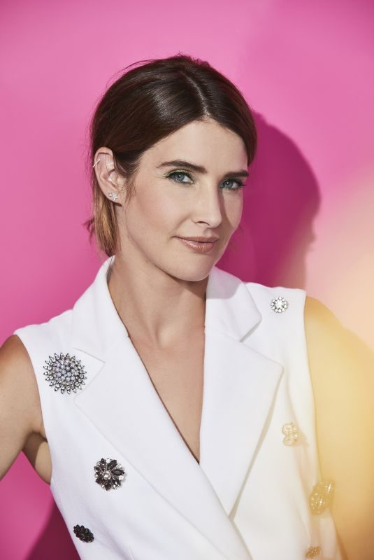 COBIE SMULDERS at Pizza Hut Lounge at 2019 Comic-con International in San Diego 07/19/2019
