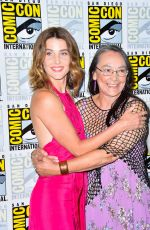 COBIE SMULDERS at Stumptown Panel at 2019 Comic-con International in San Diego 07/18/2019