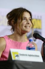 COBIE SMULDERS at Women Who Kick Ass Panel at Comic-con 2019 in San Diego 07/20/2019