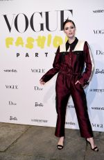 COCO ROCHA at Vogue Celebrating 40 Years Party 07/05/2019