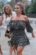 COLEEN ROONEY Out and About in Manchester 07/27/2019