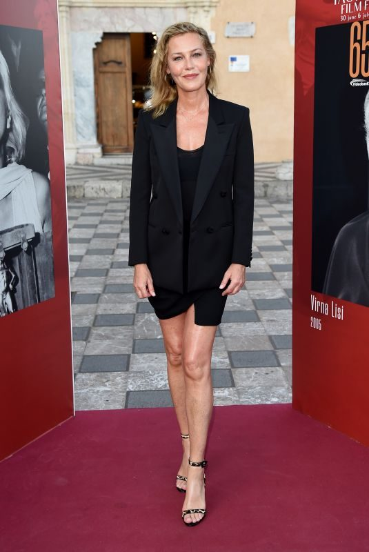 CONNIE NIELSEN at 65th Taormina Film Fest Closing Night 07/06/2019