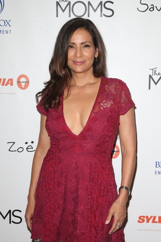 CONSTANCE MARIE at Makers of Sylvania Host a Mamarazzi Event in West Hollywood 07/10/2019