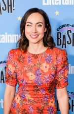 COURTNEY FORD at Entertainment Weekly Party at Comic-con in San Diego 07/20/2019