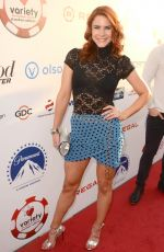 COURTNEY HOPE at 9th Annual Variety Children