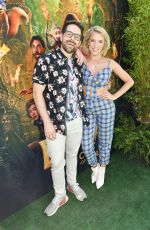 COURTNEY MILLER at Dora and the Lost City of Gold Premiere in Los Angeles 07/28/2019