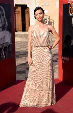 CRISTINA RAMBALDI at 65th Taormina Film Fest 07/02/2019