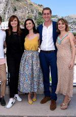 CRISTINA RAMBALDI at Show Me What You Got Photocall at 2019 Taormina Film Fest 07/02/2019