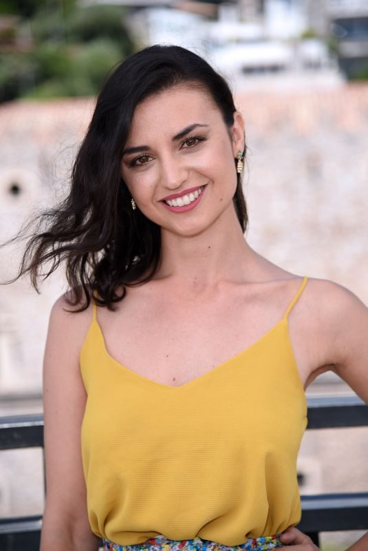 CRISTINA RAMBALDI at Show Me What You Got Photocall at 2019 Taormina Film Fest 07/02/2019