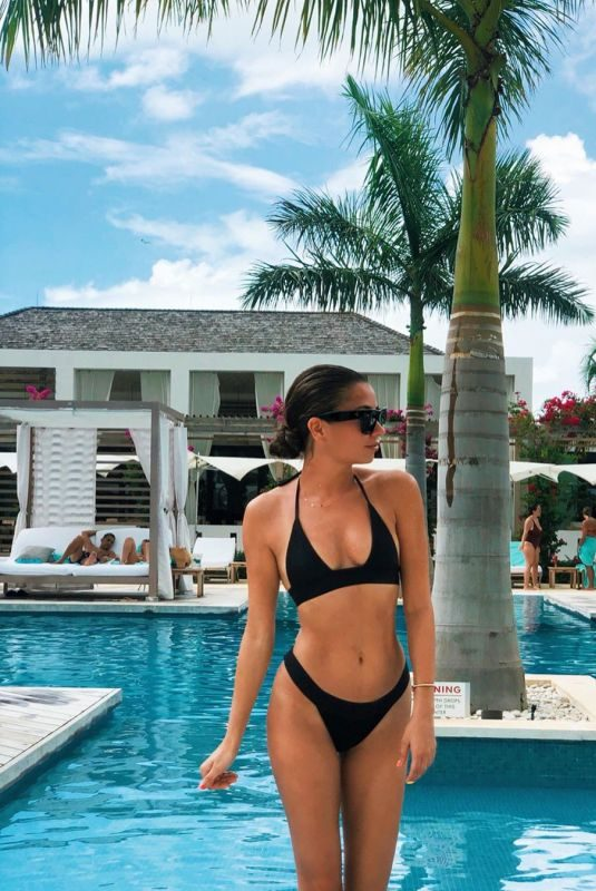 CRISTINE PROSPERI in Bikini – Instagram Photos 07/30/2019