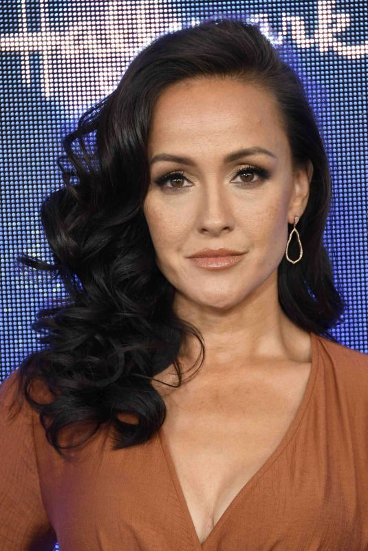 CRYSTAL LOWE at Hallmark Movies & Mysteries 2019 Summer TCA Press Tour in Beverly Hills 07/26/2019