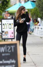 DAKOTA JOHNSON Leaves Yoga Class in Los Angeles 07/07/2019