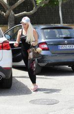 DANIELA KATZENBERGER Out in Majorca 07/04/2019