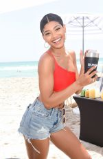 DANIELLE HERRINGTON at SI Mix Off at Model Mixology Competition in Miami Beach 07/14/2019