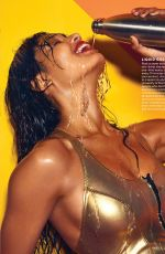 DANIELLE HERRINGTON in Shape Magazine, July/August 2019