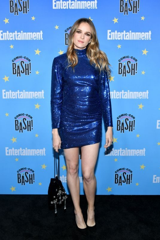 DANIELLE PANABAKER at Entertainment Weekly Party at Comic-con in San Diego 07/20/2019