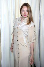 DEBORAH FRANCOIS at Tony Ward Fashion Show in Paris 07/01/2019
