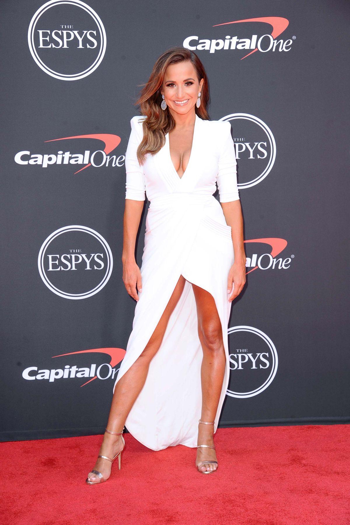 Dianna Russini 2019 : Dianna Russini - ESPYS 2019 Awards