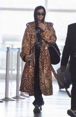 DUA LIPA at JFK Airport in New York 07/11/2019