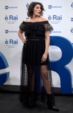 ELISA ISOARDI at RAI Pogramming Launch in Milan 07/09/2019