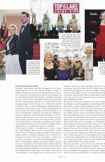 ELISABETH MOSS in Elle Magazine, Denmark July 2019