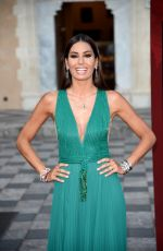 ELISABETTA GREGORACI at 65th Taormina Film Fest 07/02/2019